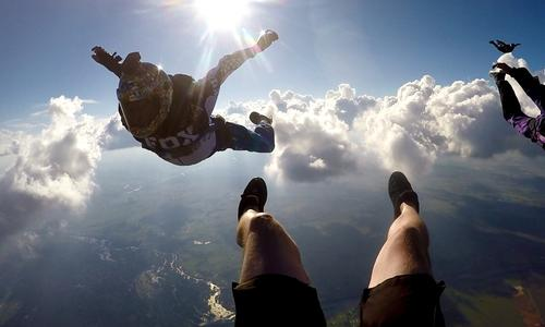 Important health factors for Sport Skydivers