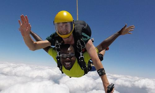Tandem Skydive with Skydive Parys