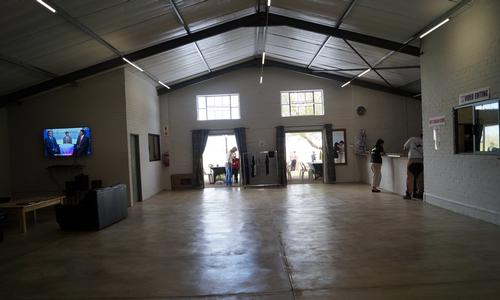 Club House Inside View