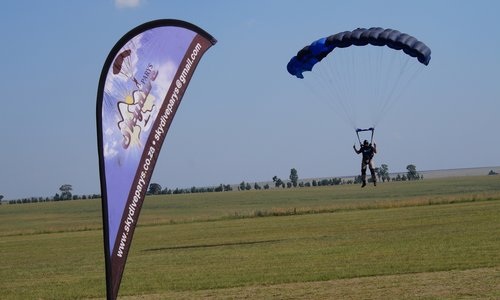 Skydive Landing Area