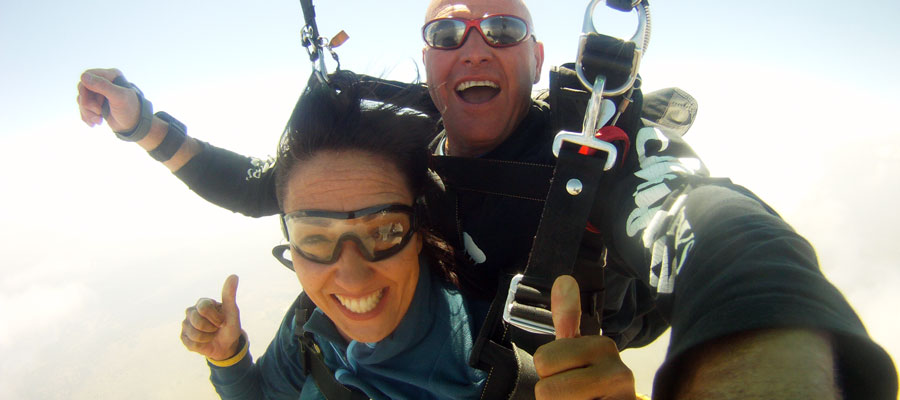Tandem Skydiving Newsletter